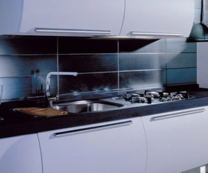 ... Trendy Modern Kitchen From Aster Cucine
