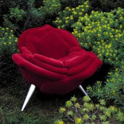 Rose Chair By Masanori Umeda
