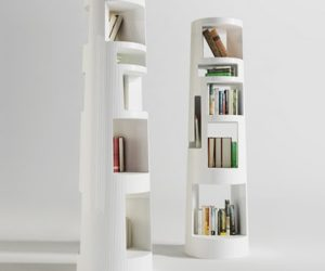 5 Interesting Bookshelves