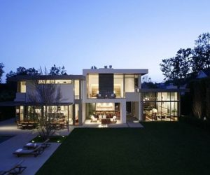 Modern Brentwood Residence in Los Angeles, California