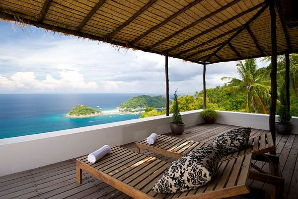 A Tropical Contemporary Beach Villa In Koh Tao, Thailand Design Inspirations