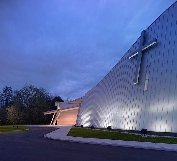 Great MoreINSPIRATION. The Contemporary Bøler Church ... Nice Design