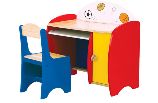 20 Ideas For Your Kids Desk