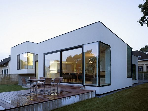 Minimalistic Elise House In Vienna,Austria by Synn Architects (5)