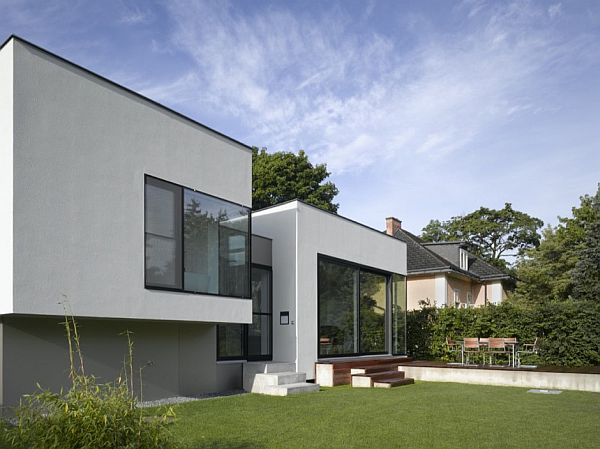 Minimalistic Elise House In Vienna,Austria by Synn Architects (7)