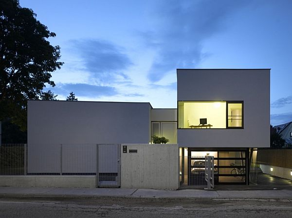 Minimalistic Elise House In Vienna,Austria by Synn Architects (8)