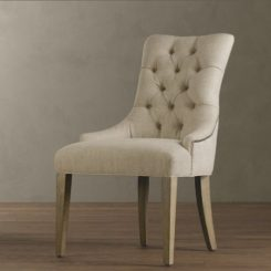 Wood Dining Chairs With An Elegant Grip On Simplicity