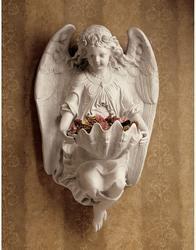 Brixton Abbey Angel Wall Sculpture
