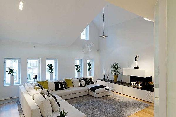 Superior Lavish Penthouse In Stockholm, Sweden Nice Design