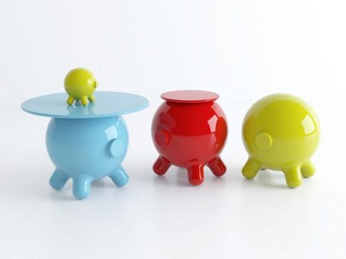 Superior Funny Pogo Table By Joel Escalona Great Ideas