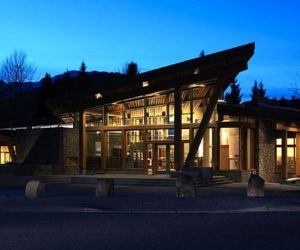 The Whistler public library – an energy efficient structure with a friendly design