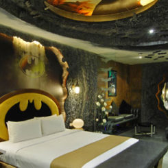 Book The Batman Hotel Room For $50 Per 3 Hours