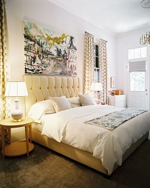 Attrayant Creative Ideas For Decorating The Space Above Your Bed