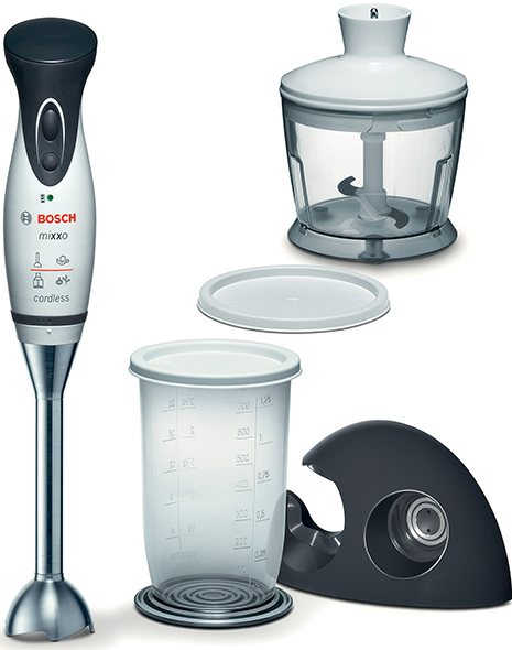 Bosch Vita Extractor Slow Juicer : Difference between blender and juicer