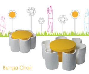 Bloom From Kenneth Cobonpue · 10 Inspiring Flower Chairs