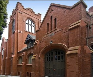 The ultimate unconventional home: church converted into a family mansion