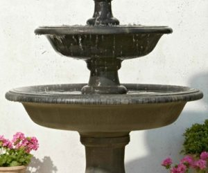 The Vicobello 3-Tier Fountain
