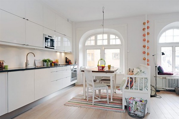 Contemporary Swedish Apartment Featuring Details Of The Past · View In  Gallery Amazing Design