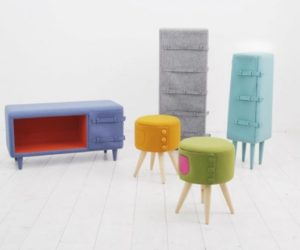5 funny furniture pieces by KamKam