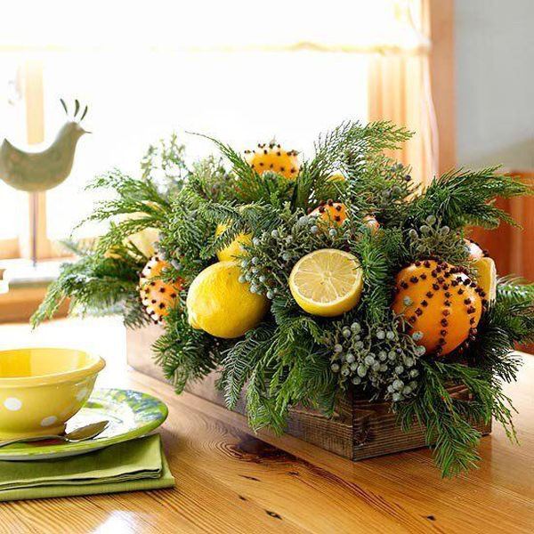 Beau How To Decorate Your Home With Fruits And Vegetables