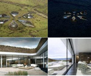 Ecological and Futuristic House in Bolton
