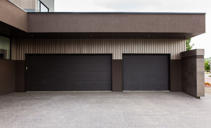 Garage Door Design 25 awesome garage door design ideas View In Gallery