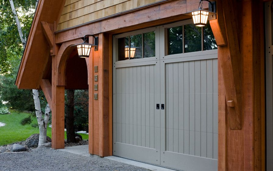 garage door for shedKnow Your Options Before Choosing The Ideal Garage Door