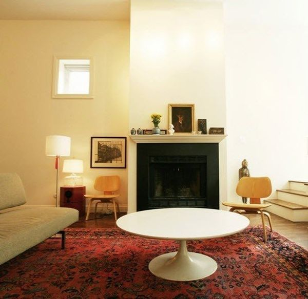 How To Efficiently Arrange The Furniture In A Small Living  : living room furniture for small spaces from www.homedit.com size 600 x 584 jpeg 43kB