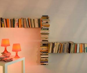 TEEbooks, the anti – bookcase