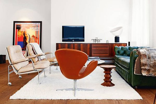 Simple Ways To Bring Mid Century Modern Beauty Into Your Home