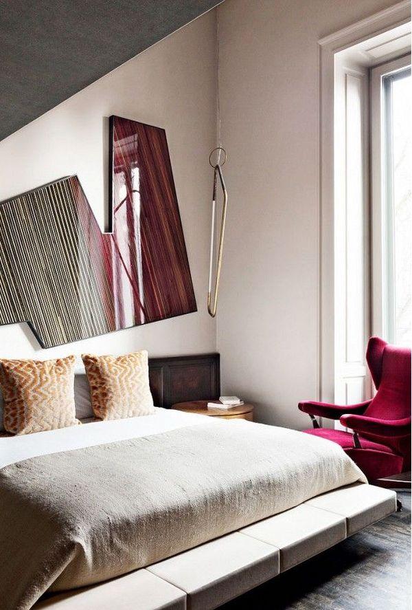 Bedside Table Lamps Ideas