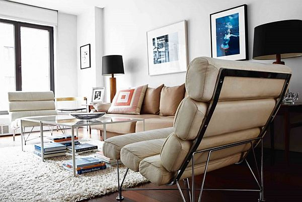 Beautiful Modern Håkan Swahn´s New York Loft Design