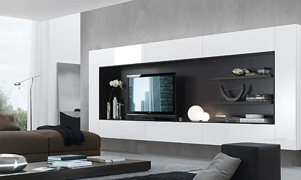 Wall Unit Modern 33 modern wall units decoration from jesse