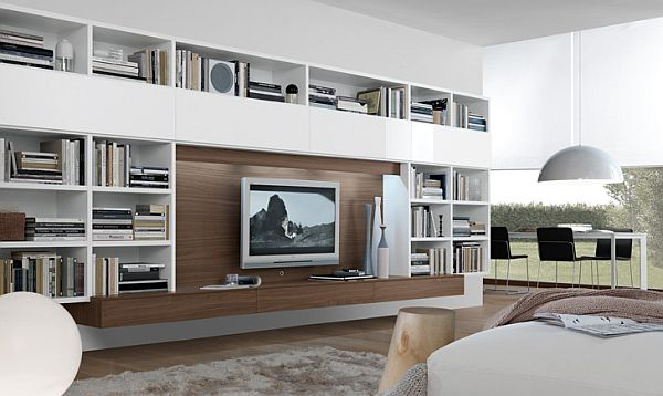 Genial 33 Modern Wall Units Decoration From Jesse