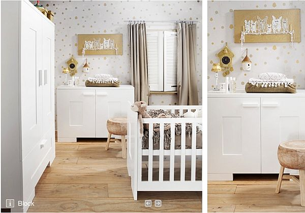 Decorating Baby Nursery Ideas | Home Decor And Furniture