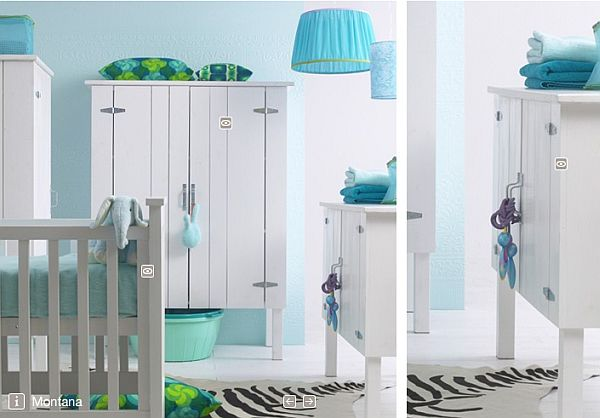 Lovely Baby Room Ideas For View In Gallery 18 Beautiful Babies Room Ideas By Kidsfactory