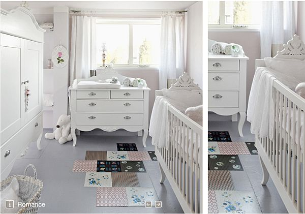 Beautiful Nurseries 18 beautiful babies room ideaskidsfactory