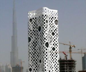 O-14 Tower in Dubai