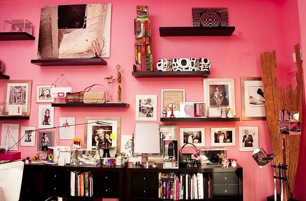 Few Grown-Up Ways to Decorate with Pink