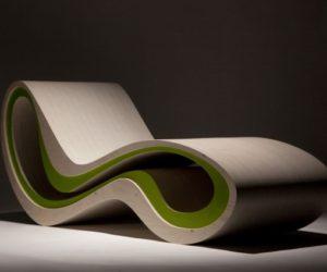 A robust but elegant chair from Karim Rashid