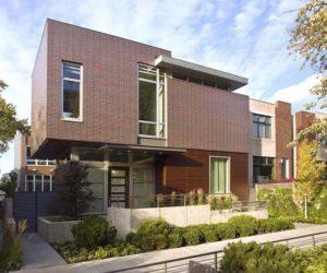 Bewildering modern residence in Chicago