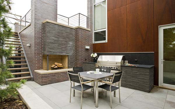 Bewildering Modern Residence In Chicago