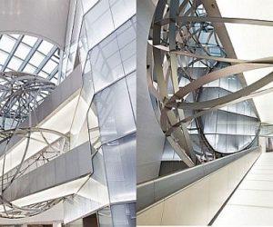 Deutsche Bank Sphere Design
