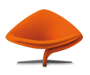 Elegant And Colorful Chair By Tonon