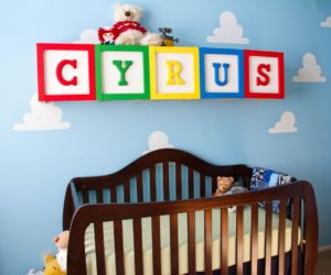 Toy Story-Themed Kids' Room Design And Décor Options