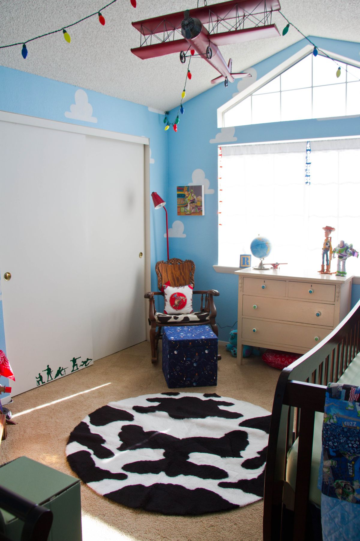 Toy Story Themed Kids Room Design And D 233 Cor Options