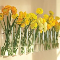 Take Vases To A New Level With Wall Mounted Designs