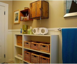 5 Great Bath Storage Ideas