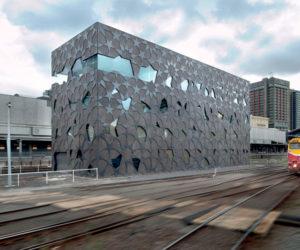 Beautiful Yardmasters Building by McBride Charles Ryan