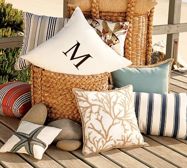 poufs light pillow of categories coral outdoor tropical pillows fish shades